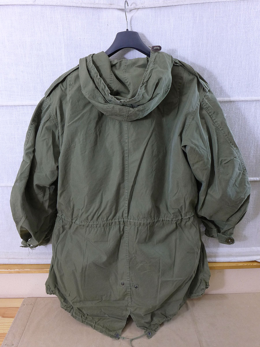 Original shell parka
